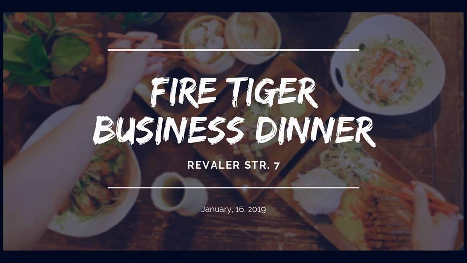 Fire Tiger Business Dinner